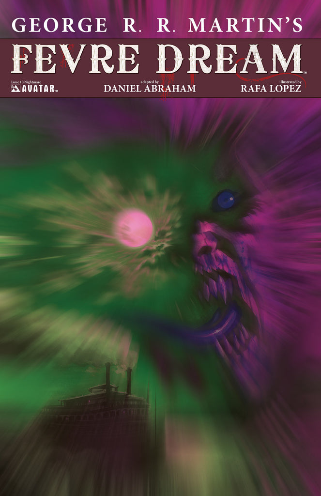 FEVRE DREAM #10 Nightmare order incentive