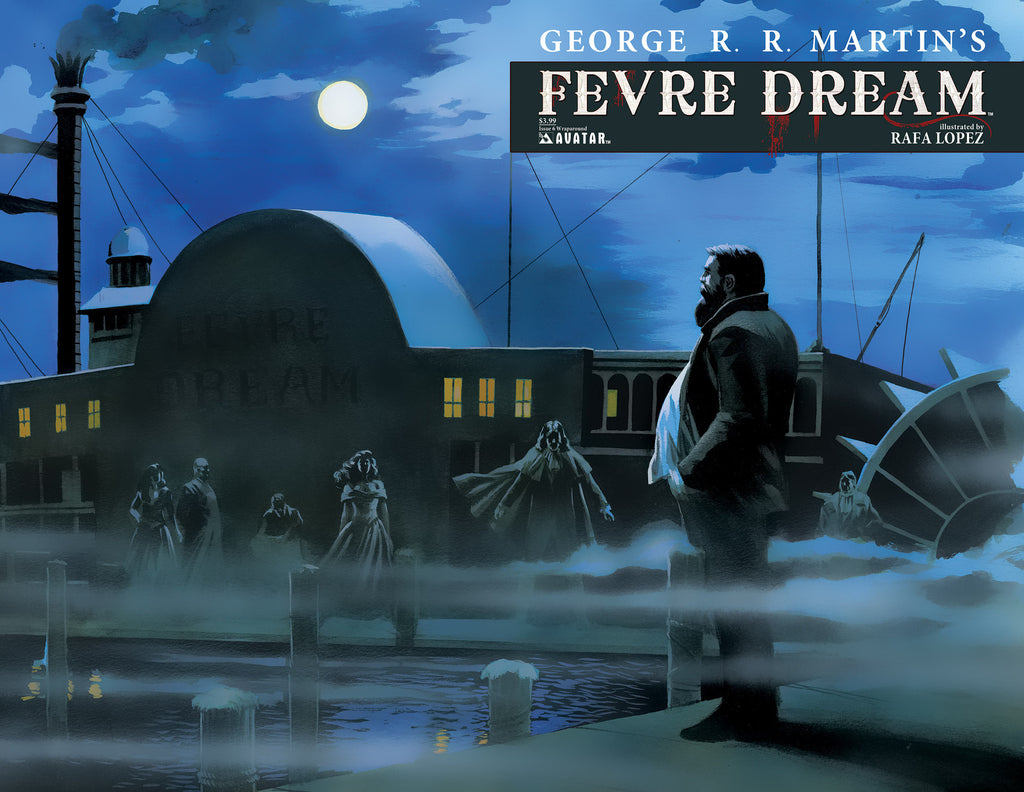 FEVRE DREAM #6 Wraparound