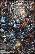 Frank Miller's ROBOCOP #2 Civic Duty Edition