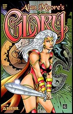 Alan Moore's Glory #1 Defender ed.