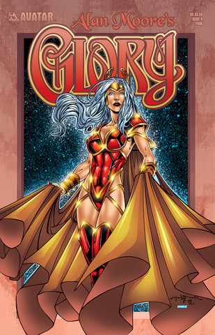 Alan Moore's Glory #0 - Andy Park