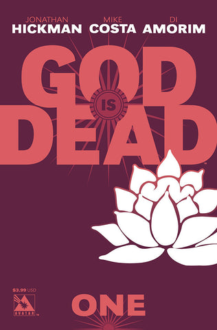 GOD IS DEAD #1 - Digital Copy