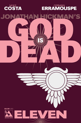 GOD IS DEAD #11 - Digital Copy
