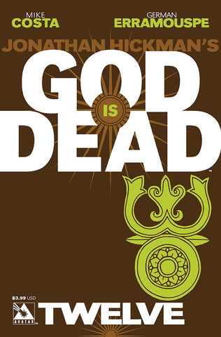 GOD IS DEAD #12 - Digital Copy
