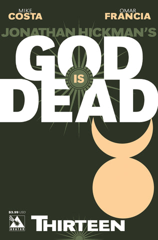 GOD IS DEAD #13 - Digital Copy