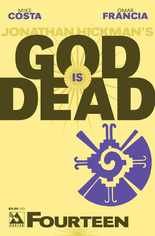 GOD IS DEAD #14 - Digital Copy