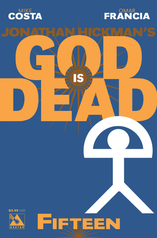 GOD IS DEAD #15 - Digital Copy