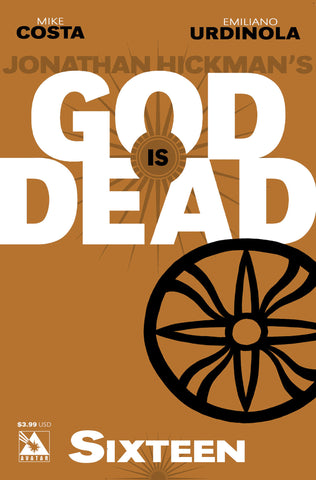 GOD IS DEAD #16 - Digital Copy