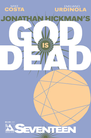 GOD IS DEAD #17 - Digital Copy