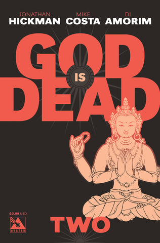 GOD IS DEAD #2 - Digital Copy