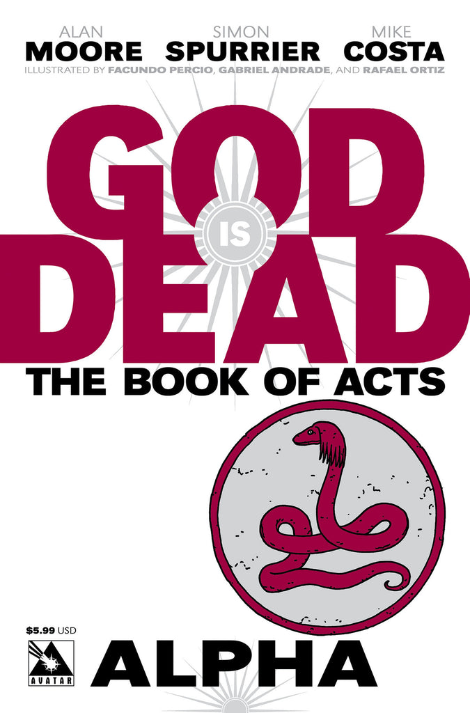 GOD IS DEAD: The Book of Acts #Alpha