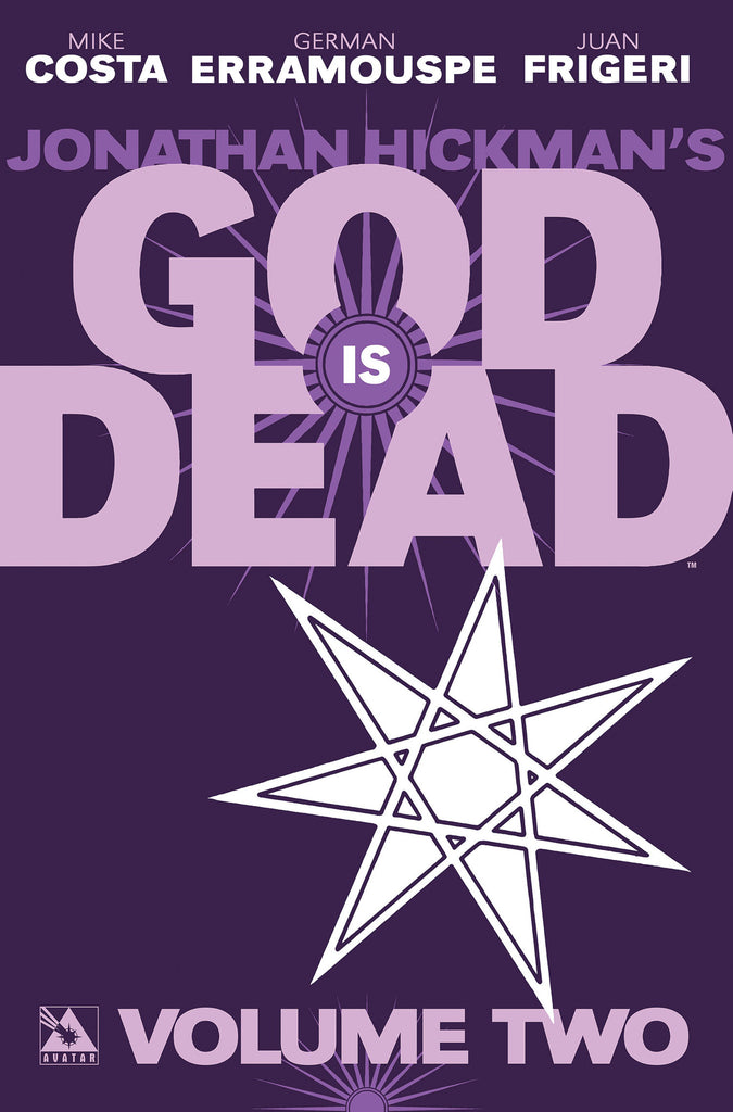 GOD IS DEAD Vol 2 TPB