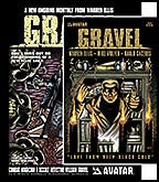 GRAVEL #1 Signed Poster Edition