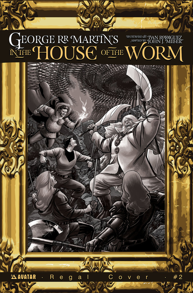 IN THE HOUSE OF THE WORM #2 Regal