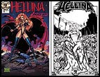 Hellina: Wicked Ways #1  (Lightning) - 10th Ann. Print Set
