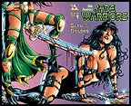 Jade Warriors: Slave of the Dragon #1 Wraparound