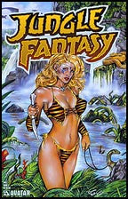 Jungle Fantasy #1 Carrie Hall