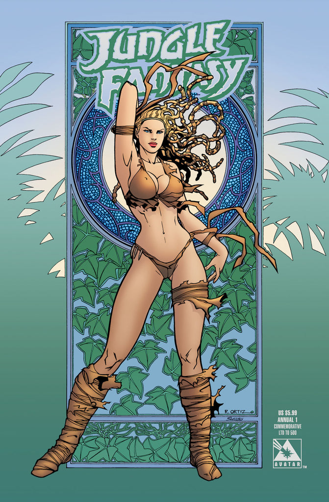 Jungle Fantasy (2002) Annual #1 Commemorative