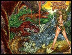 Jungle Fantasy (2002) #1 Stampede Wrap