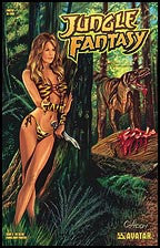 Jungle Fantasy (2002) #2 Aboy Painted Fauna