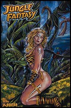 Jungle Fantasy (2002) #4 Fauna Painted