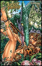 Jungle Fantasy (2002) #1/2 Winged Death