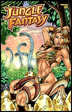 Jungle Fantasy Preview Natural Beauty Edition