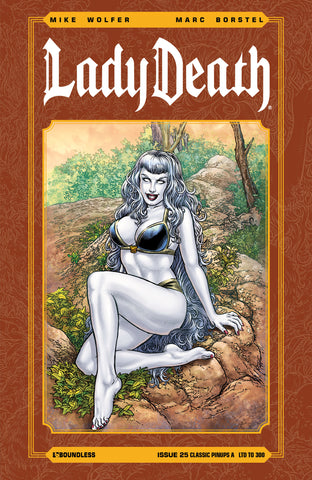 LADY DEATH #25 CLASSIC PINUPS A