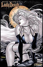 LADY DEATH 2005 Bikini Special by R. Ortiz Litho