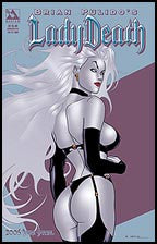 LADY DEATH 2005 Bikini Special Commemorative
