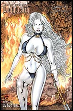 LADY DEATH: Leather and Lace 2005 Killer Body