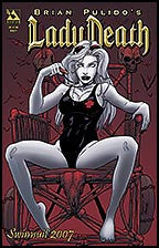 LADY DEATH 2007 Swimsuit Seeley