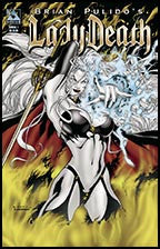 LADY DEATH Annual #1 Gold Foil