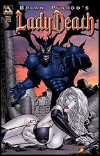 LADY DEATH Annual #1 Nemesis