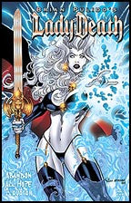 LADY DEATH: Abandon All Hope #1 Gold Foil