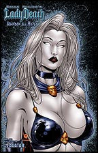 LADY DEATH: Abandon All Hope #1 Jewel Edition