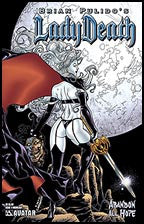 LADY DEATH: Abandon All Hope #1 Moonlight