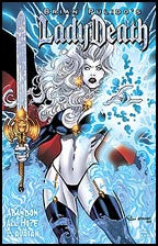 LADY DEATH: Abandon All Hope #1 Prism