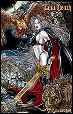 LADY DEATH : Abandon All Hope #1 by Ryp Litho