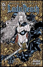 LADY DEATH: Abandon All Hope #2 Unbreakable