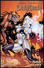 LADY DEATH: Abandon All Hope #3