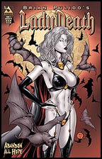 LADY DEATH: Abandon All Hope #3 Commemorative
