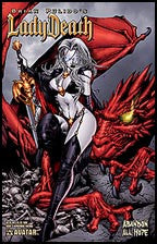 LADY DEATH: Abandon All Hope #3 Dangerous Friends