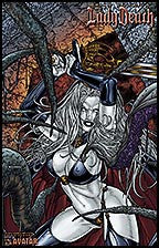 LADY DEATH : Abandon All Hope #3 by Juan Jose Ryp Lithograph