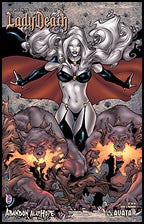 LADY DEATH: Abandon All Hope #4 Premium