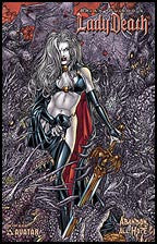 LADY DEATH: Abandon All Hope #4 Ryp