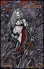 LADY DEATH : Abandon All Hope #4 by Juan Jose Ryp Lithograph