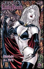 LADY DEATH: Abandon All Hope #1/2 Commemorative