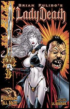 LADY DEATH: Abandon All Hope #1/2 Deadly