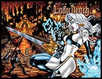 LADY DEATH: Abandon Hope #1/2 Wrap